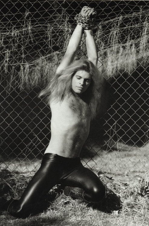 David Lee Roth...back in the day David..current David is scarey