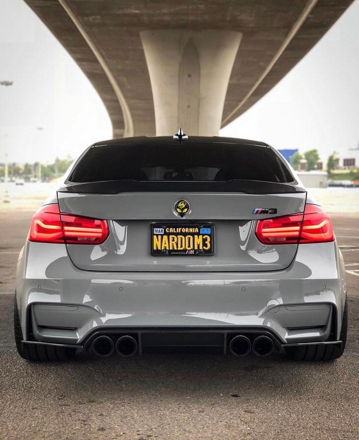 BMW F80 M3 NARDOM3 In Nardo Grey