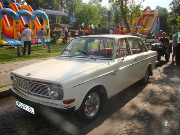 VOLVO 144 B20A - 1969
