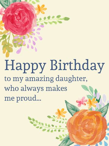 Best 25+ Birthday wishes for daughter ideas on Pinterest Happy - exam best wishes cards