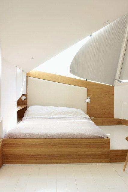 In Built Storage - Design Ideas For Loft Conversions - Attic Rooms (houseandgarden.co.uk)