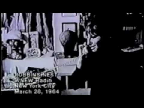 March 26, 1964 - FUNNY GIRL opening night on Broadway. Radio interview with Barbra Streisand pre-curtain on opening night, plus audio of the show, photos, and radio interviews during opening night party after the show. (8:56) [Video]