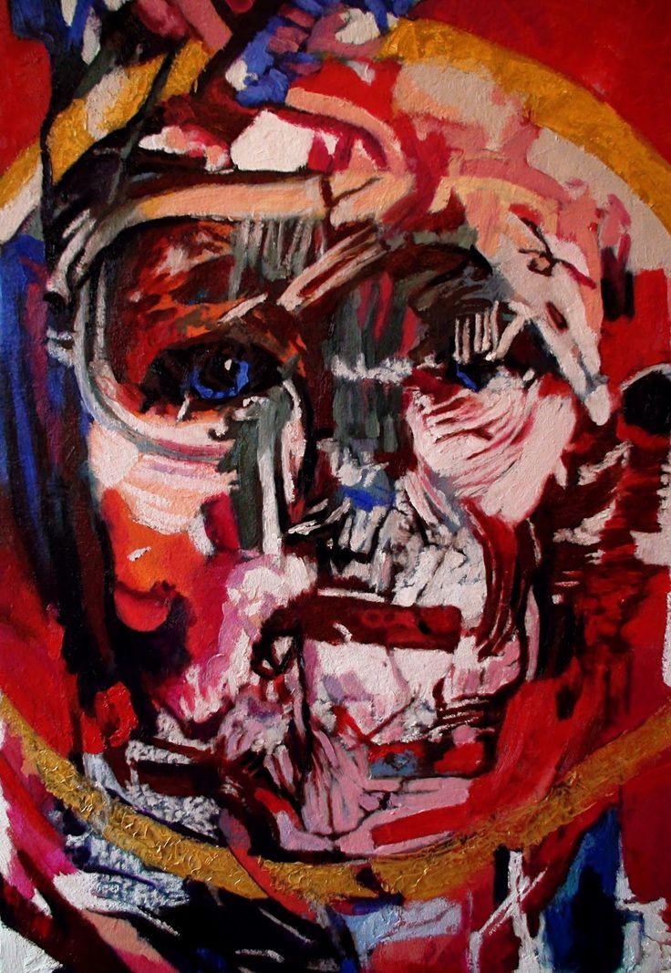 Faces No. 5 | J.M.K ART