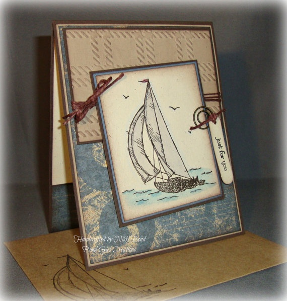 how to make a small paper sailboat