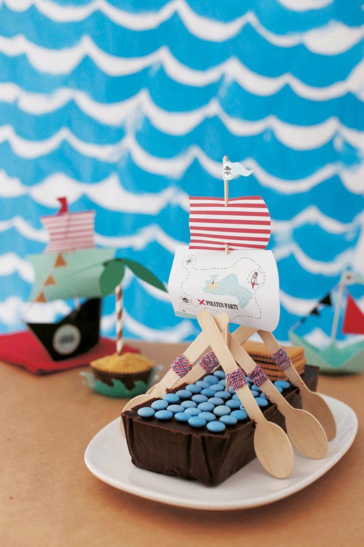 die besten 25 pirat themed essen ideen auf pinterest. Black Bedroom Furniture Sets. Home Design Ideas