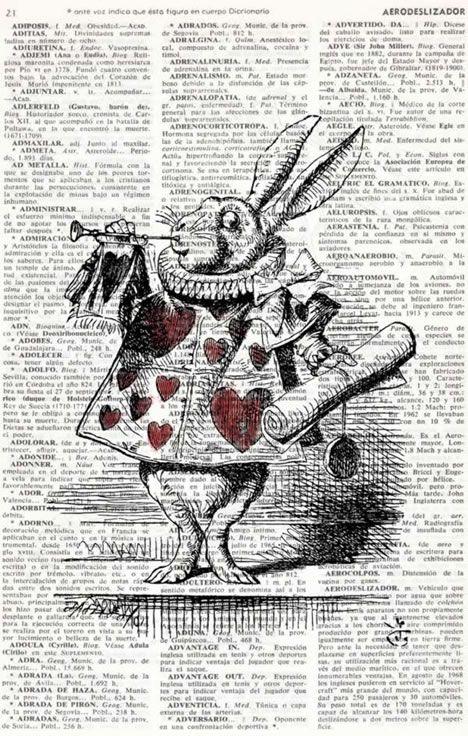 Coelho de alice no país das maravilhas em um jornal♡♡