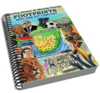 Footprints into the 21st Century - South African high school homeschool curriculum Do after 2 round of MOH volumes +- 2024