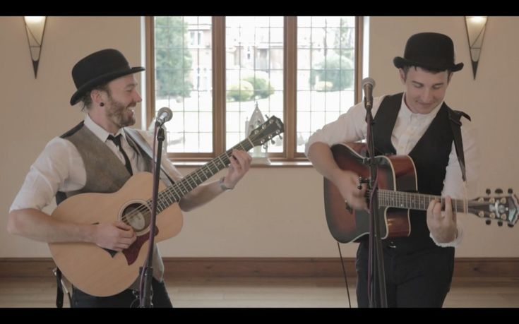 The Peaky Blinders - Acoustic Duo For Hire