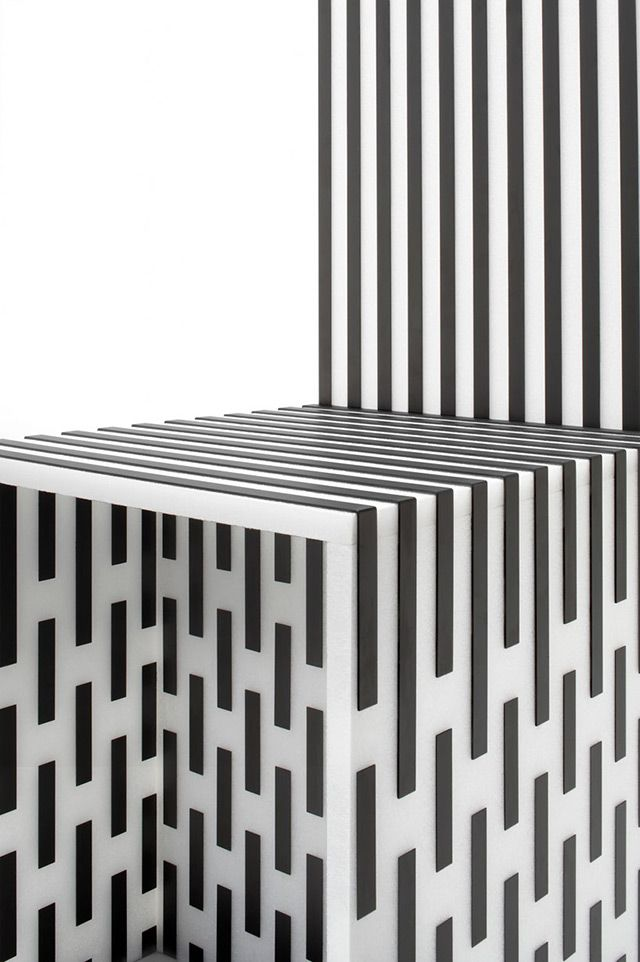 Visible Structures, for High Museum Atlanta. Nendo.