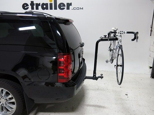 Swagman Original 3 Bike Towing Rack For 2 Trailer Hitches Tilting Hitch