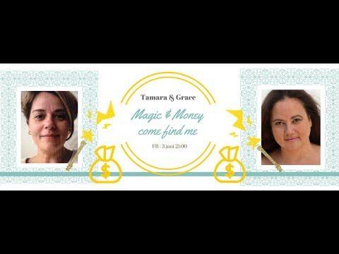 Magic and Money Come find me with Grace Hart en Tamara Stegeman