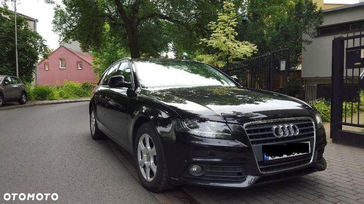 Audi A4 2.0 TDIe kombi