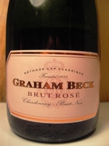 Graham Beck Brut Rosé, Western Cape, South Africa
