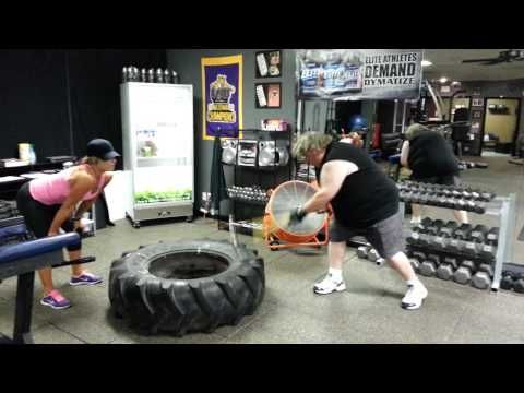 Fitt Life fitness:  Morbidly Obese Workout