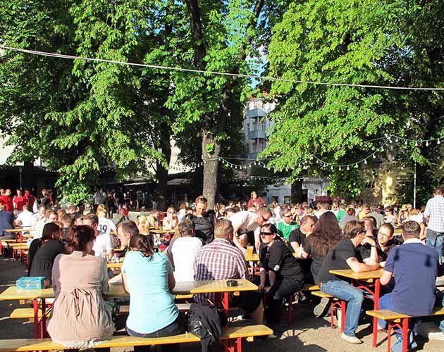 Prater beer garden prenzlauer berg