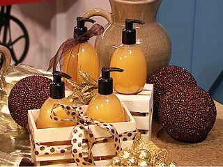 Sabonete líquido com ouro | Peter Paiva