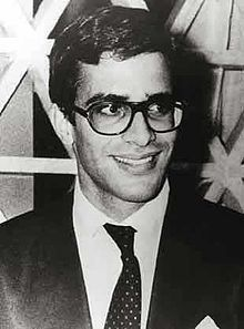Alexander Onassis. Only son of Ari and Tina. Sister was Christina Onassis. Gone too soon. 1948 - 1973