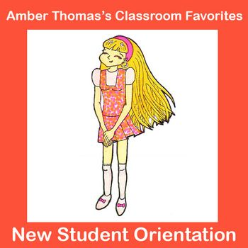 """Getting a new student can be stressful for the child AND the teacher. And the last thing you want to do is make a new student feel unwelcomed. So ease your stress with a task list for those mornings when the secretary or principal tells you, """"By the way, you're getting a new student this morning."""" That way you can greet your new student with a warm smile, welcome, and everything they need to get off to a good start. Currently FREE"""