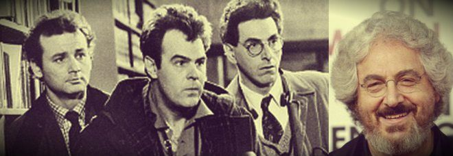 """Addio ad Harold Ramis: si è spento uno dei """"Ghostbusters""""  http://tuttacronaca.wordpress.com/2014/02/24/addio-ad-harold-ramis-si-e-spento-uno-dei-ghostbusters/"""