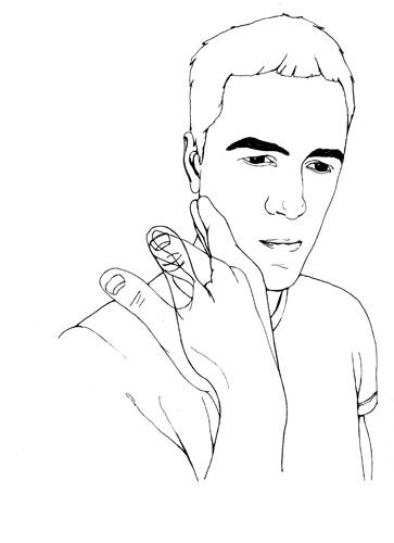 how to draw hand gestures