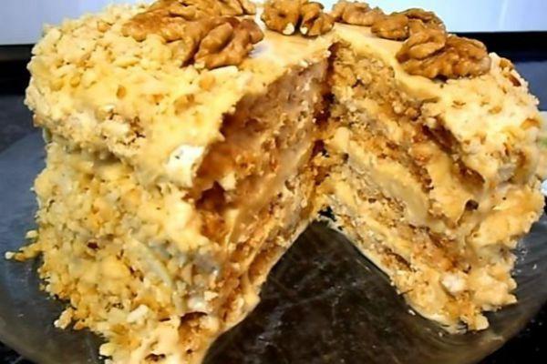 Этот тортик один из любимых и самых вкусных: из всех, что я готовила.