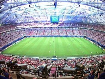 Grand Stade Lille Metropole: Lille, France.