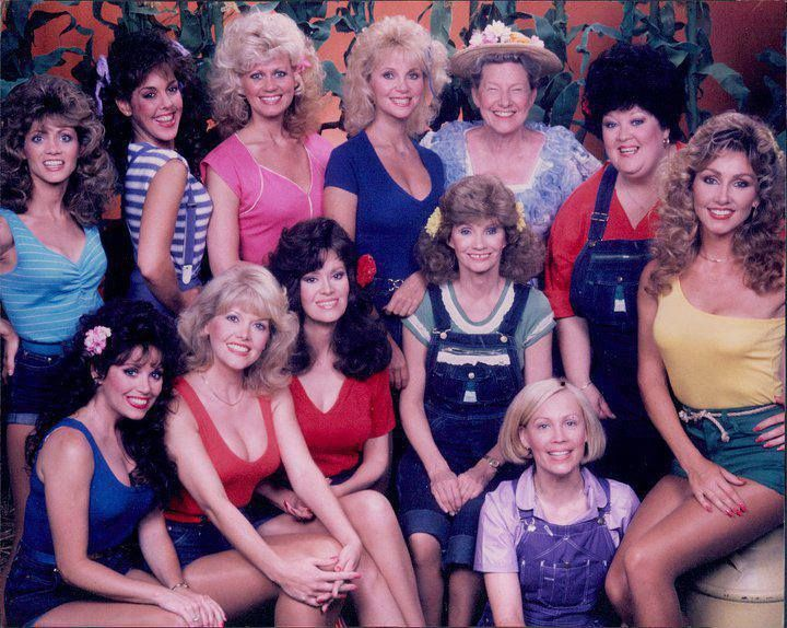 The women from hee haw 3
