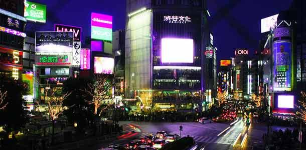 Rantapallon kaupunkiopas Tokioon