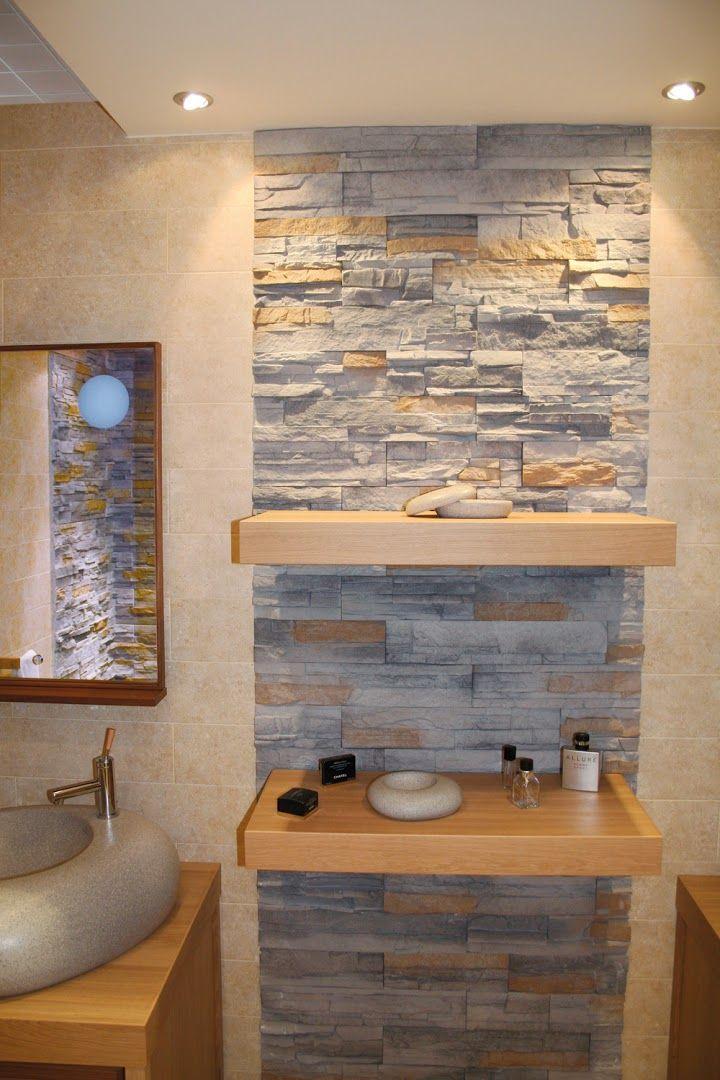 Cuarto de baño con revestimiento modelo Varadero.