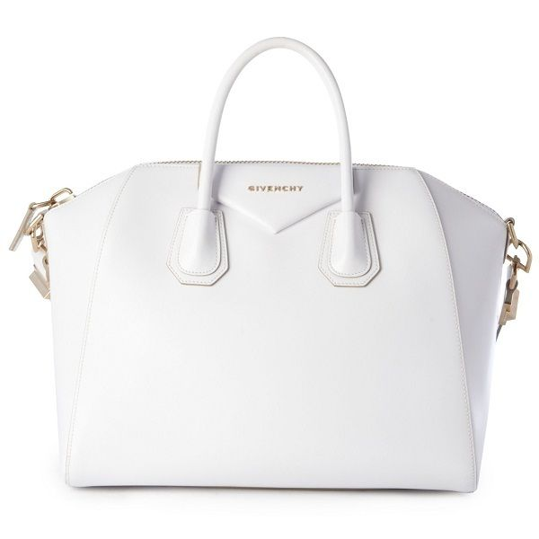White Tote Handbag | Luggage And Suitcases