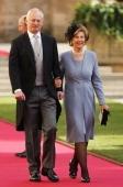 Prince Hans-Adam II of Liechtenstein;...