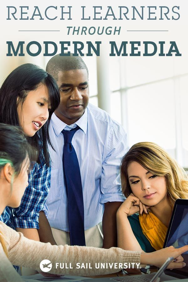 Become a more inspiring teacher by engaging your students through technology. Think up new classroom ideas and learn how to create interactive lesson plans and games. Full Sail University's master's degree in Instructional Design & Technology will give you the tools to connect with students though technology and digital media.