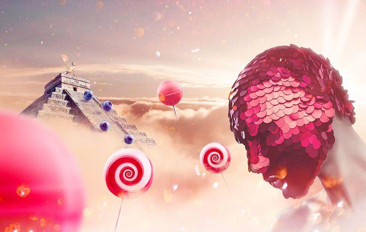 Candyland Advertising Showreel