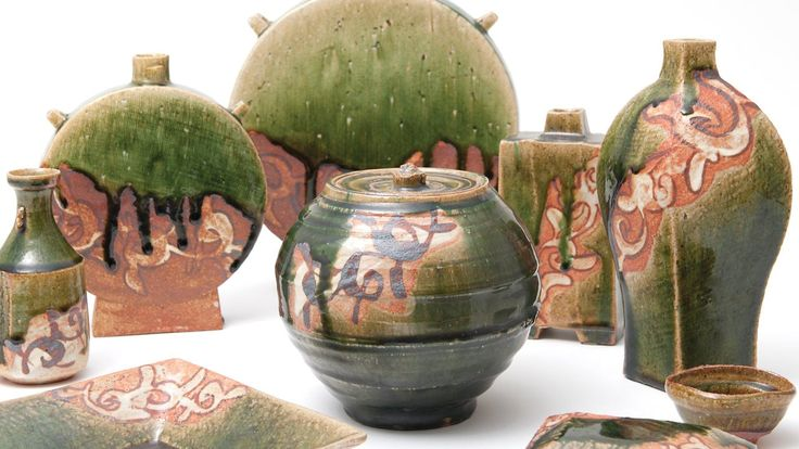 Ken Matsuzaki: 2013 Ceramics Exhibition Invitation