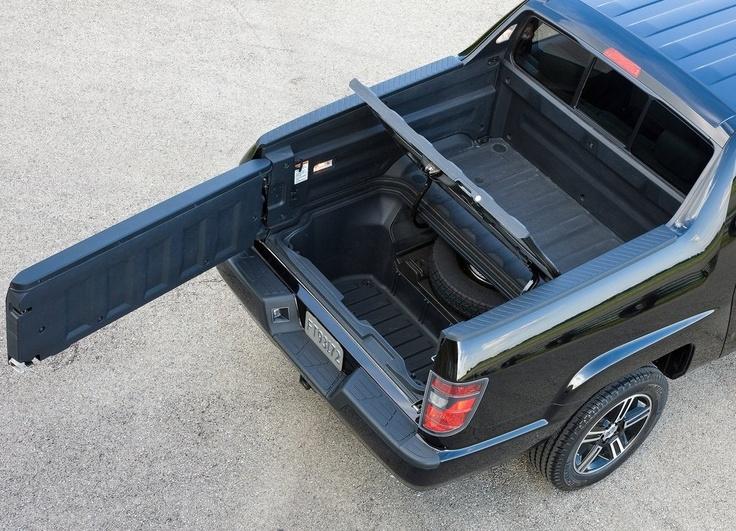 2012 honda ridgeline sport trunk 2 honda ridgeline