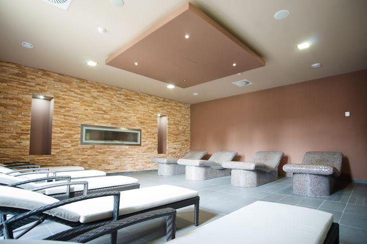 Relaxačná miestnosť - Tepidárium - Hotel Tenis