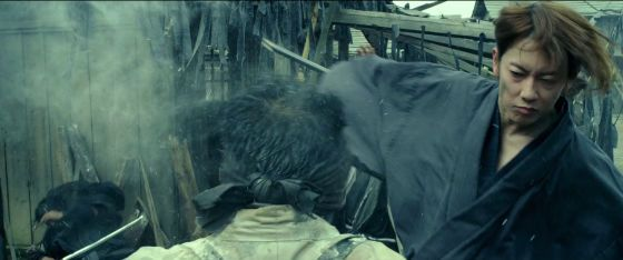 志々雄真実の姿が登場する「るろうに剣心 京都大火編」特報映像解禁 - GIGAZINE