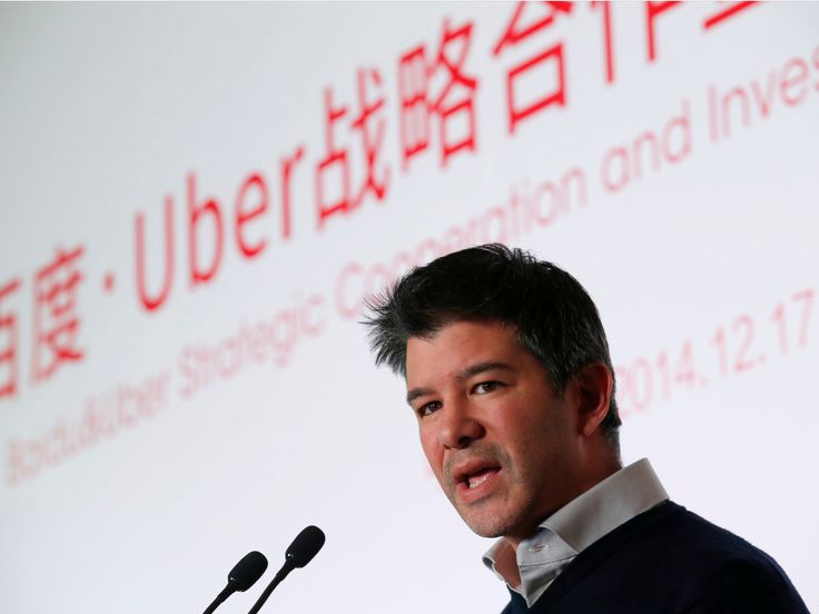 Uber's 'hustle-oriented' culture becomes a black mark on employees' resumes