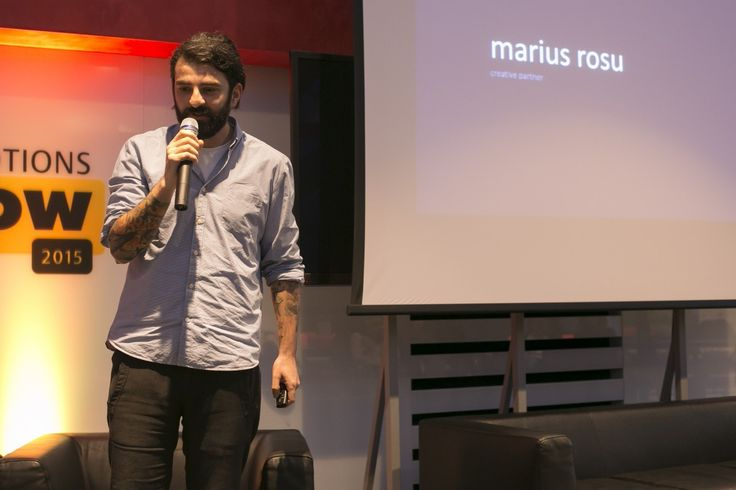 Marius Roșu la conferința SMARK KnowHow - Promotions Now 2015