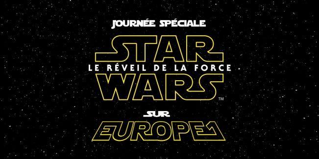 Aujourd'hui 19 octobre, la radio Europe 1 organise une journée spéciale Star Wars 7 Le Réveil de la Force.