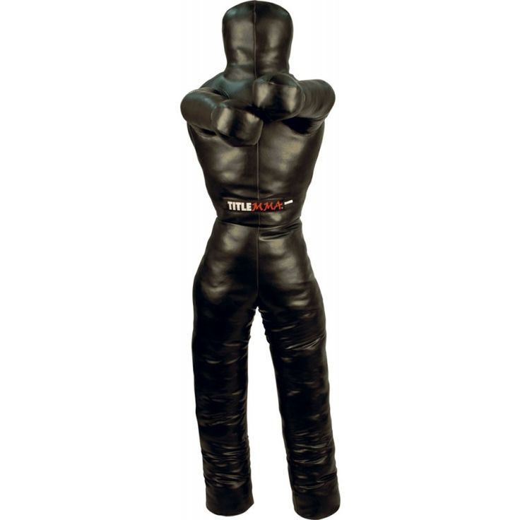 TITLE FREESTYLE THROWING & GRAPPLING DUMMY- http://www.titleboxing.com/punching-bags/grappling-dummies/title-freestyle-throwing-grappling-dummy
