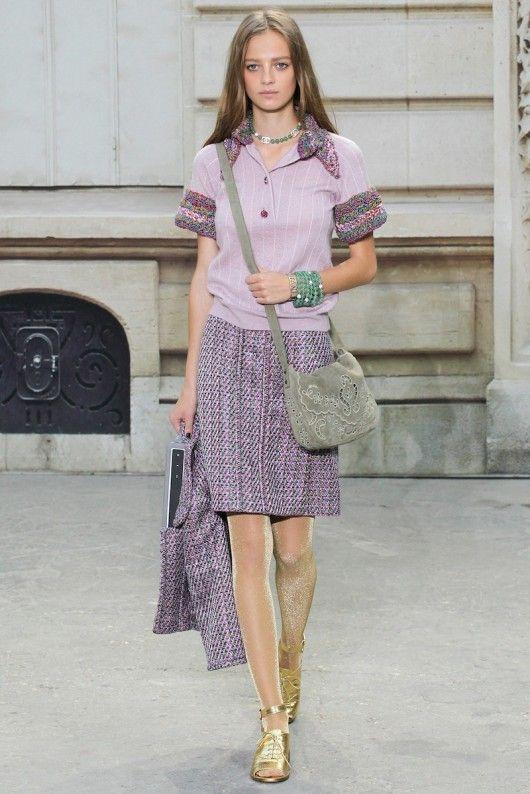 Chanel Lente/Zomer 2015 (21)  - Shows - Fashion