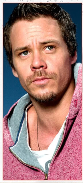 Michael Raymond James.. I kinda have the biggest crush on him right now.