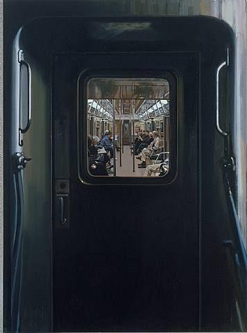 The B Train | Richard Estes