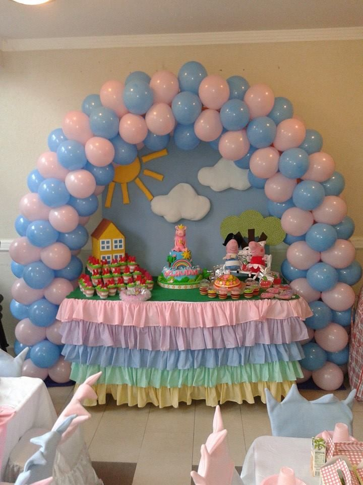 Party Decorations - Peppa Pig