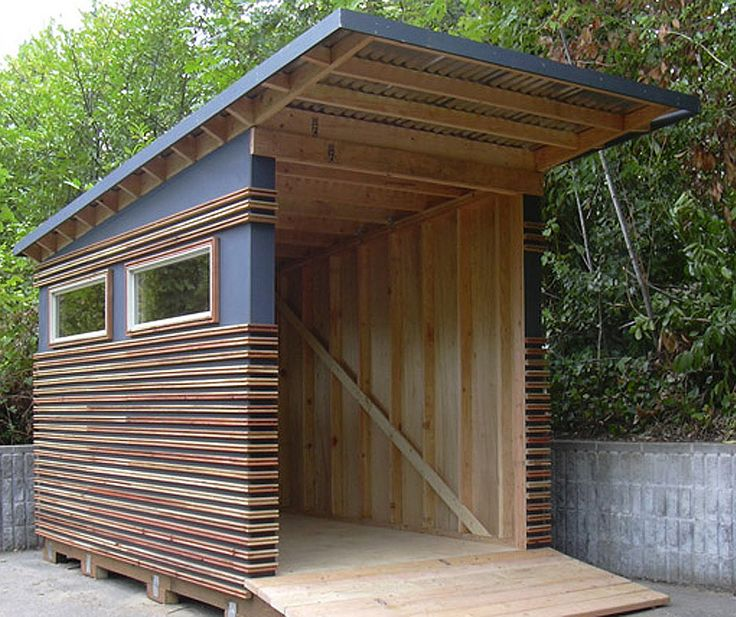Portland shed storage shed studio shed like this whole for Wooden studios for gardens