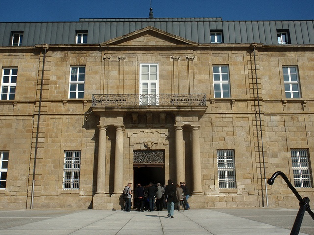 Edificio del antiguo Cuartel de Instrucción by FERROLturismo, via Flickr
