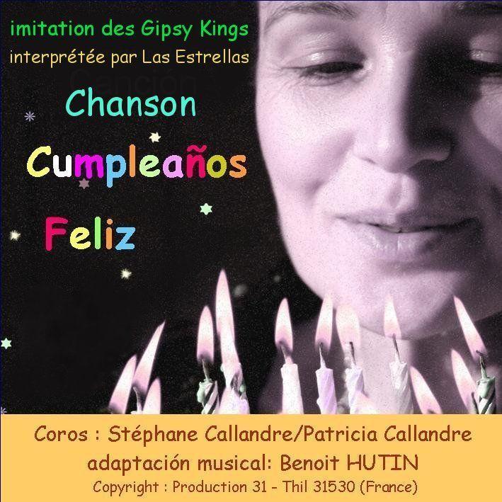Joyeux Anniversaire Espagnol Cancion Cumpleanos Feliz Heidi