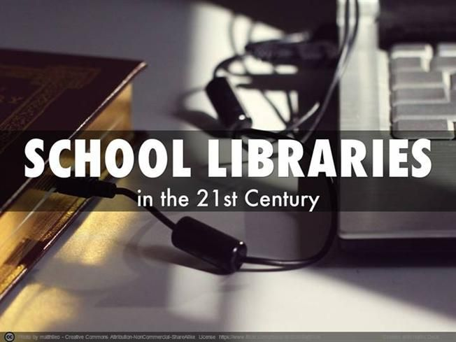 School Libraries In the 21st Century by carlenewalter via authorSTREAM