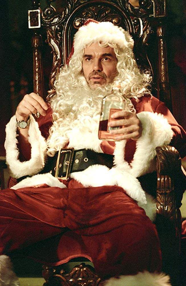 24 Classic Christmas Movies Paired With The Perfect Holiday Dish Best Christmas Movies Bad Santa Classic Christmas Movies
